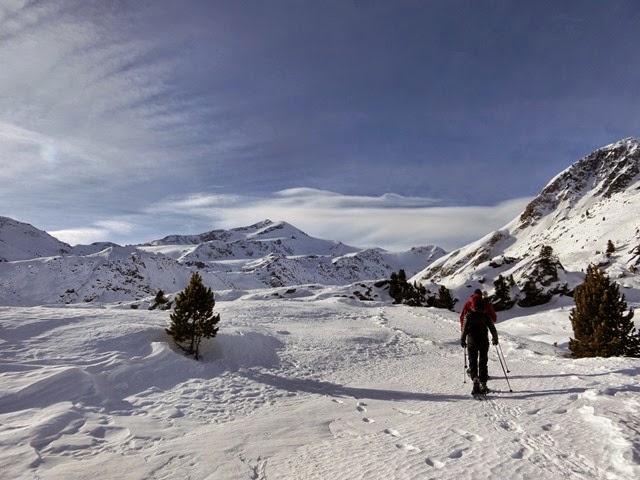 Schneeschuhwanderung im wunderschönen Martelltal