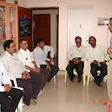 Demonstration of Amateur Radio Satellite communication to Mr Annadurai and Mr Raghavamurthy - DSC00140.JPG