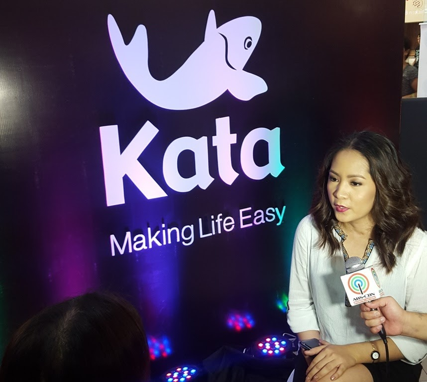 KATA PHILIPPINES MARKETING MANAGER HERMIE MARIE MARCELO