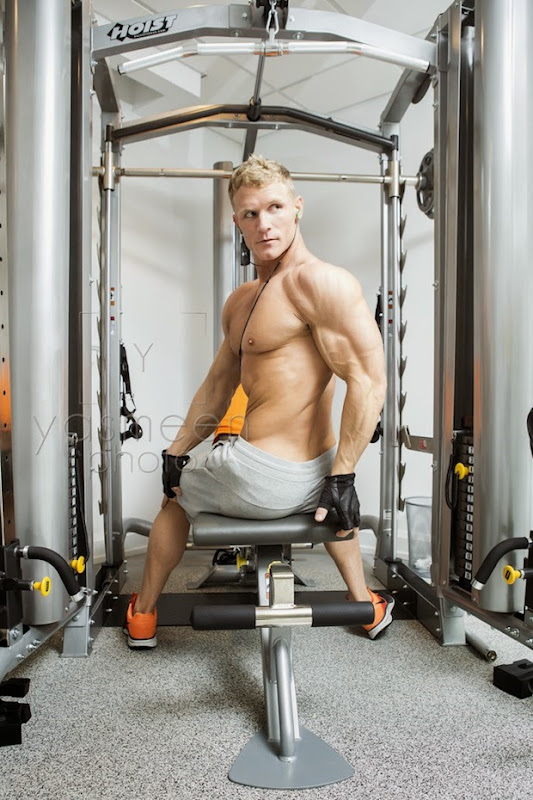 brilliant ideas of men gym photography
