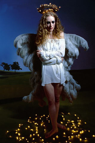 Angel And Candles, Angels 5