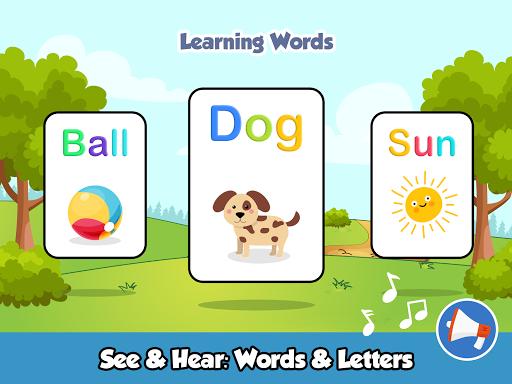 ABC Games - Letter Learning for Preschool Kids screenshots 9