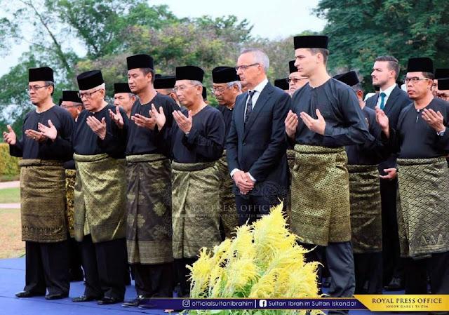 Jiwa tenang dekati Islam
