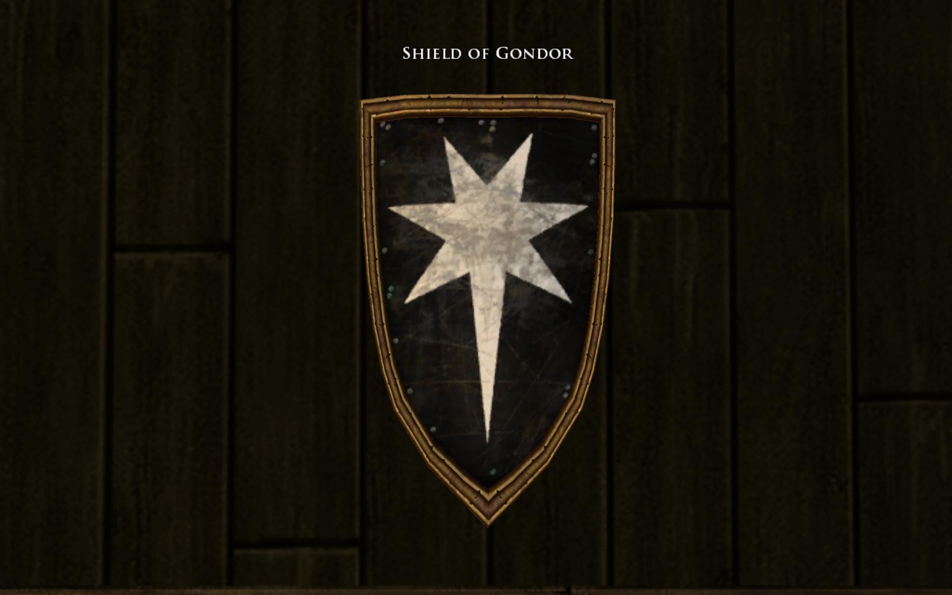 Gondor Shields