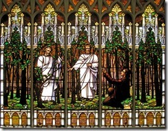 first-vision stained-glass