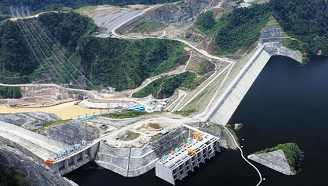 Elektrik empangan Bakun disalurkan ke rumah panjang di persekitaran — Najib