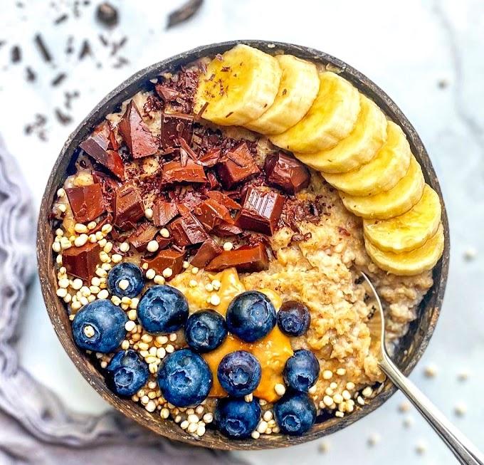 Sticky Date Porridge Recipe | Breakfast Care