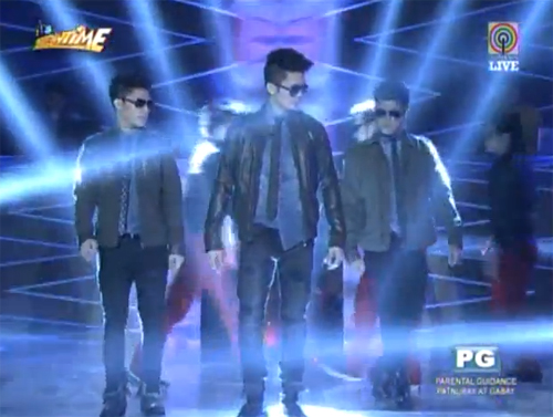 It's Showtime – Vhong Navarro's sons Bruno, Yce – Dance Number