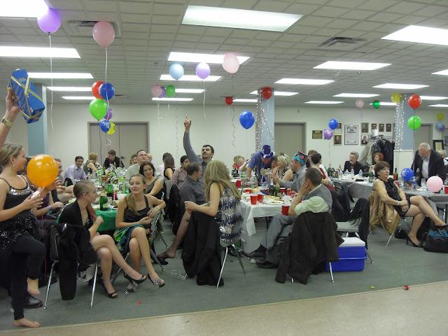 New Years Ball (Sylwester) 2011 - SDC13580.JPG