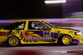 Kurt Ventur drifting
