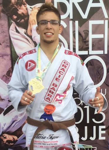 São-roquense Wellington Pesce é Campeão Brasileiro de Jiu-Jitsu