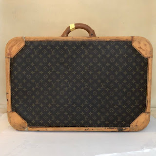 Louis Vuitton Vintage Suitcase 2