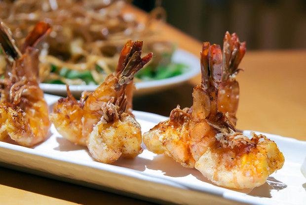 photo of Deep Fried Shrimp with Sea Salt