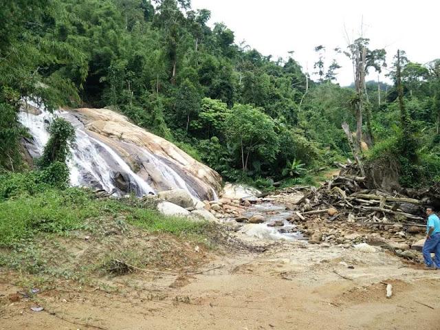 Tiada Lesen Pembalakan di Kawasan Air Terjun Dakota : Pemuda PAS Kelantan Akan Segera Buat Laporan