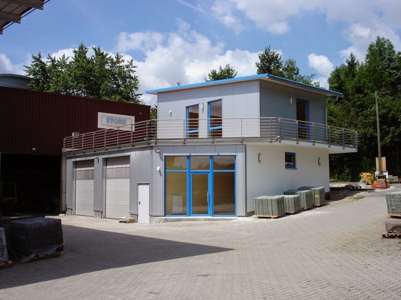 Halle mit Büro Neustadt/Aisch
