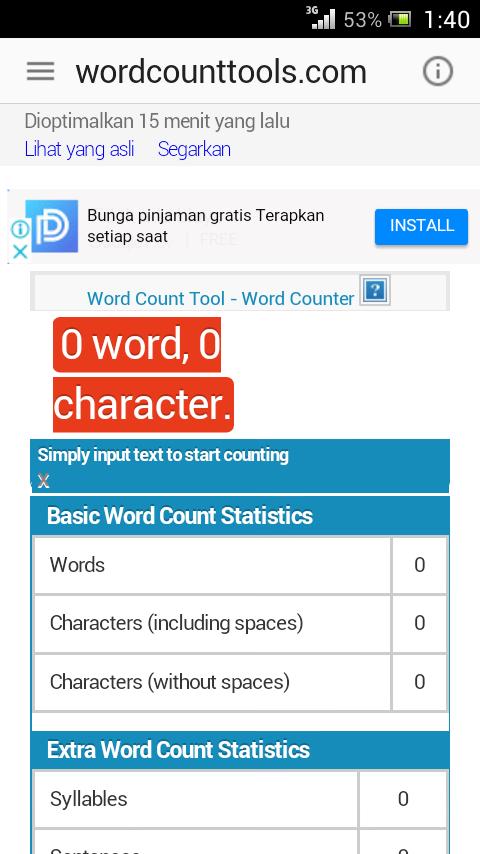 Cara Mengetahui Jumlah Kata Dalam Word : mengetahui, jumlah, dalam, Kikim, Blog:, Menghitung, Dengan,