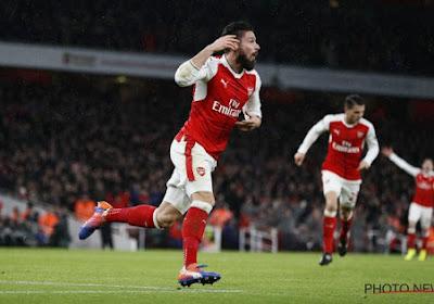 Arsenal domine largement Benfica en amical