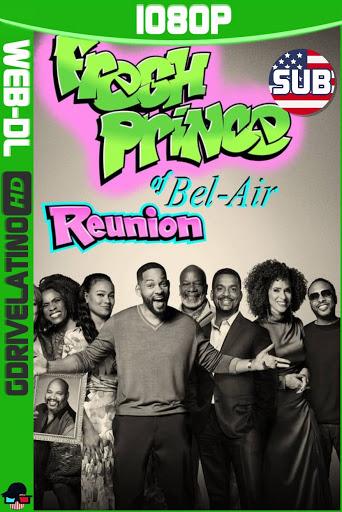 The Fresh Prince of Bel-Air Reunion Special (2020) HMAX WEB-DL 1080p SUBTITULADO MKV