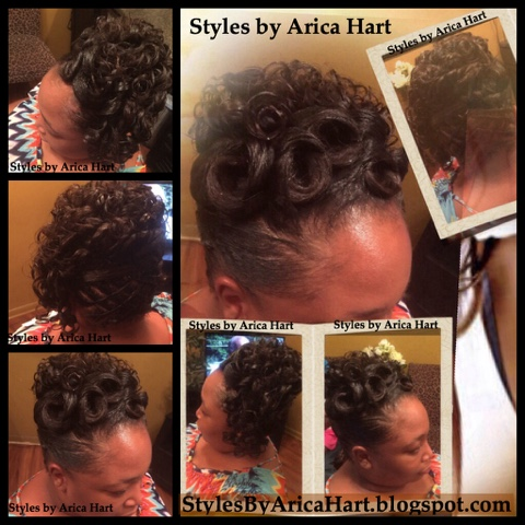 Hair blog, black hair styles