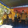 Anggota DPR RI Gandung Pardiman Lunasi Hutang Pembangunan Jalan Warga Dusun
