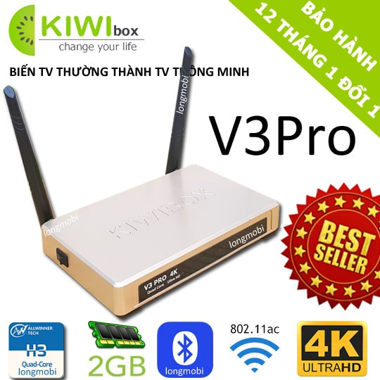 kiwibox v3pro
