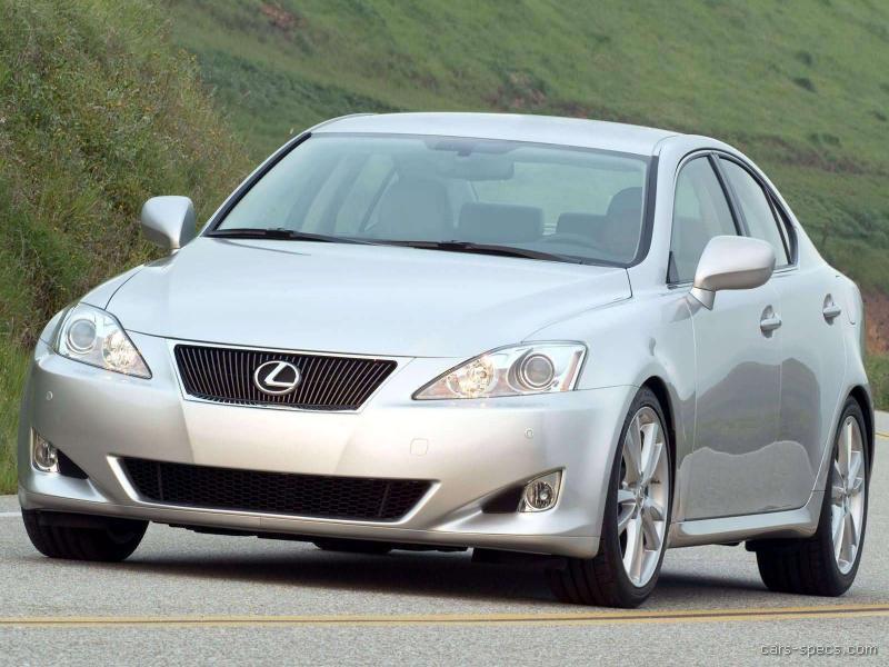 2009 Lexus Is 350 Sedan Specifications Pictures Prices