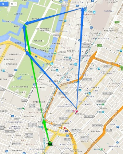 MAP6 - 【聖地巡礼】GATE(ゲート) 自衛隊 彼の地にて、斯く戦えり@銀座・新橋駅・まさかの痛車と遭遇