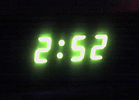 clock two fifty two am