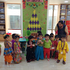 Janmashtami Celebration at Witty World
