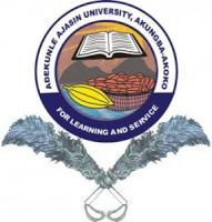AAUA Post UTME and Direct Entry Screening Form 2017/2018