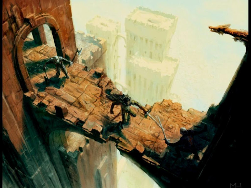 Nightmare Of Lands 27, Magical Landscapes 3