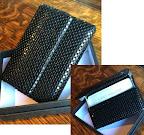 カードホルダー(ブラック) ¥3,800(税別)