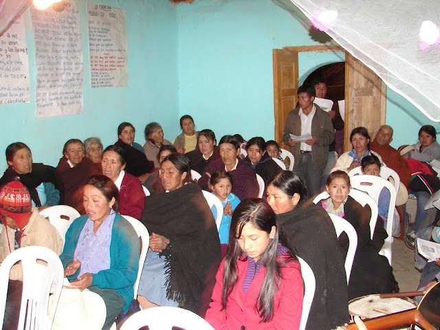 Padre Eterno en Pichampampa Alta