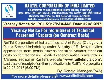 [Railtel+Technical+Personnel+Advertisement+2017+www.indgovtjobs.in%5B2%5D]