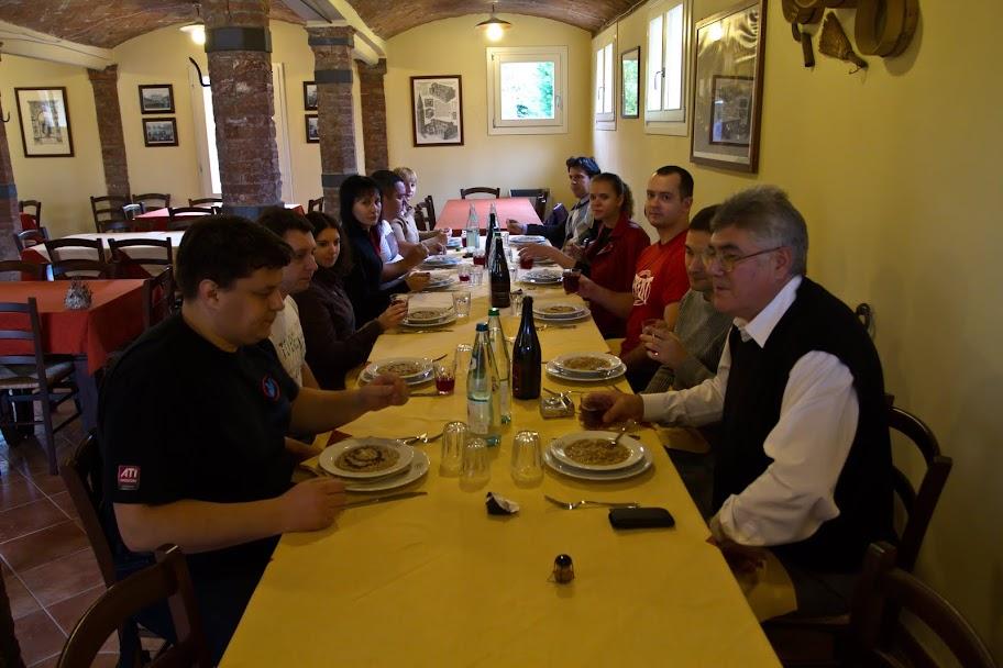 агротуризм - Приключения украинцев в Италии