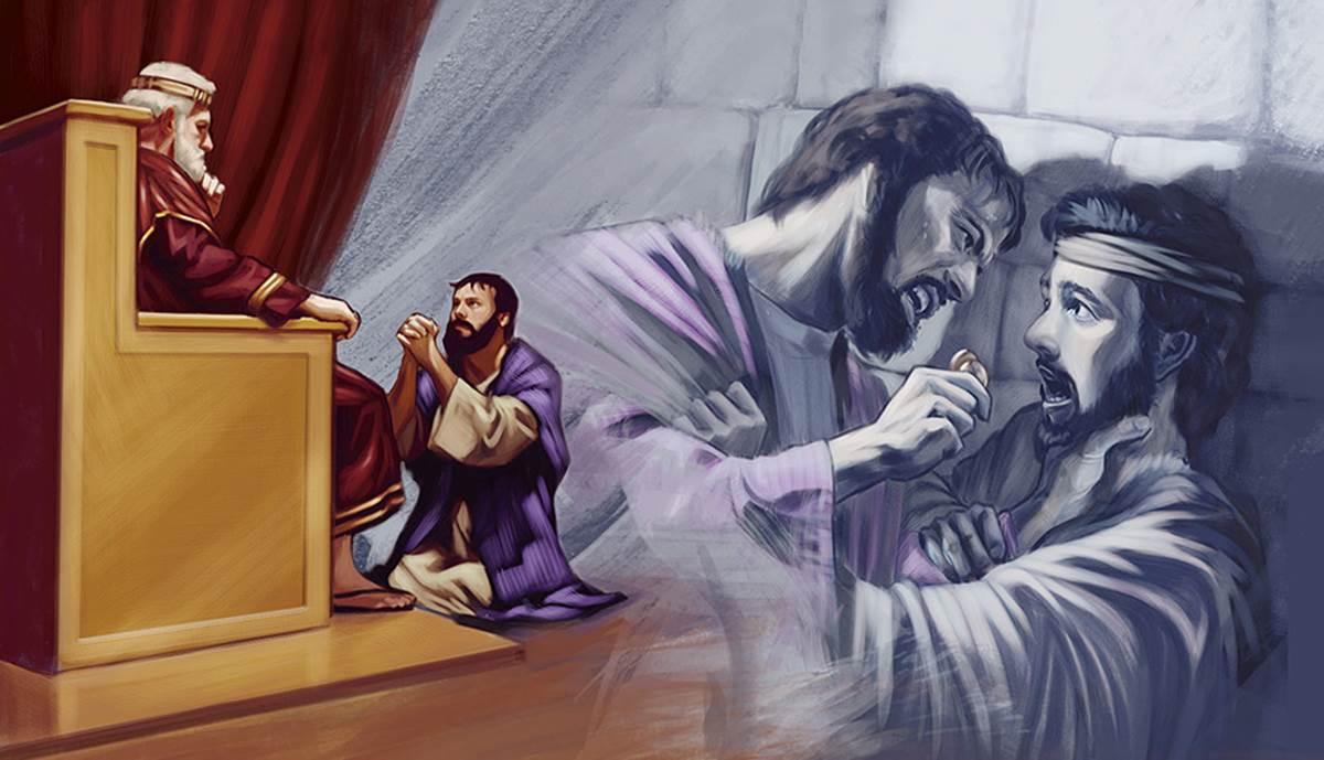 Hết lòng tha thứ (17.3.2020 – Thứ Ba Tuần 3 MC)