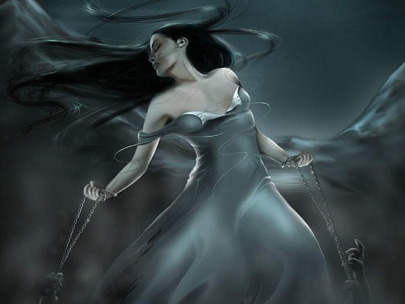 Magick Of Elegant Lady, Beautiful Magic Girls 3