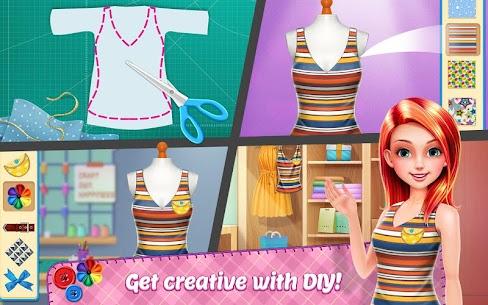 DIY Fashion Star Mod Apk [Full Unlocked] 2
