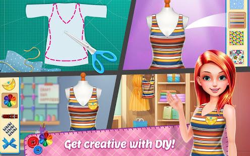 DIY Fashion Star - Design Hacks Clothing Game Mod