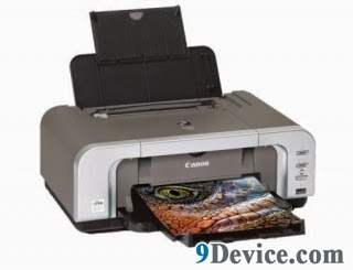 pic 1 - the right way to down load Canon PIXMA iP4200 printer driver