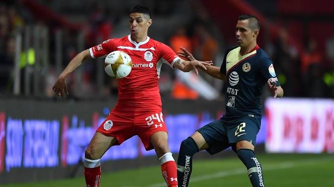 Liga MX: ¿Era penal? Brizio aclaró la polémica del Toluca vs América
