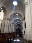 Lichtspiele in der Kirche