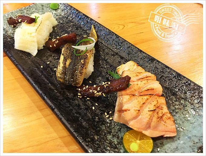 醉便宜日式料理比目魚壽司