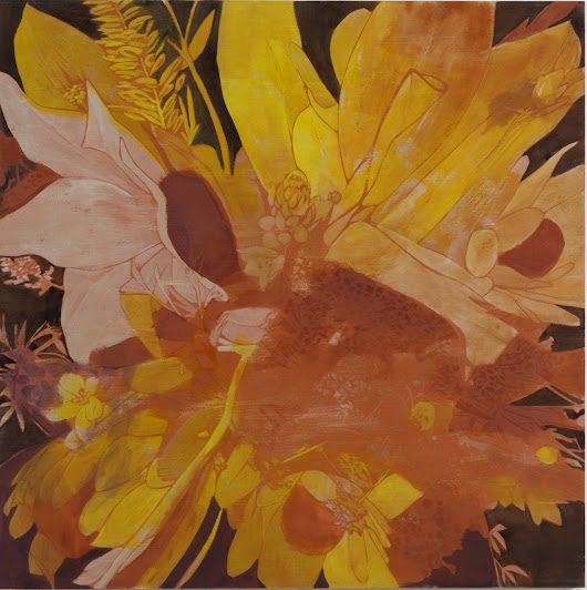 Francesco Clemente. Fiori d'inverno a New York