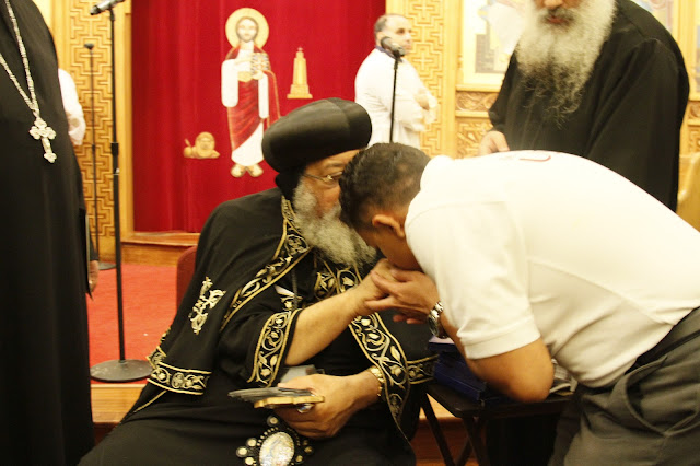 H.H Pope Tawadros II Visit (4th Album) - _MG_1575.JPG