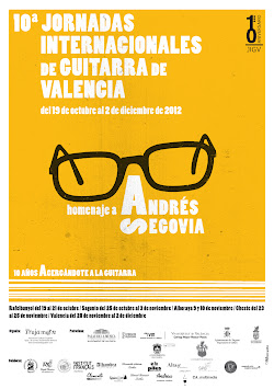 X Jornadas de Guitarra 2012