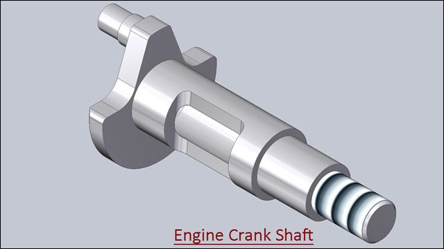 Engine Crank Shaft_2
