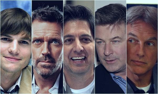 Forbes: actores mejor pagados TV 2012