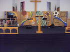 VBS Sports Theme Stage