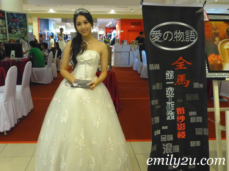 2nd Bridal Fair 2011 @ Ipoh Parade